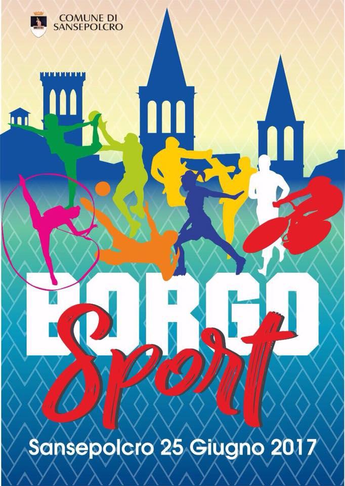 """I Lupi alla giornata """"Borgo Sport"""" a Sansepolcro"""